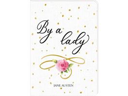 Notizhefte - Jane Austen - DIN A6
