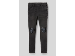 THE JEGGING JEANS - Glanz-Effekt