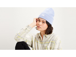 Batwing Slouchy Beanie
